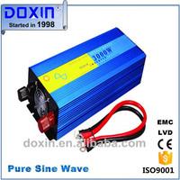 Domestic 12v24v aires acondicionados inverter 3kva output 110v220v 3000 watt