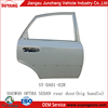 Car Steel Back Door For Optra Daewoo Auto Spare Parts