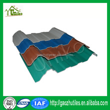 Three layer pvc material environment friendly price of tiles in china
