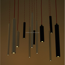 2013 aluminum led chandeliers lighting with warm white