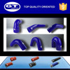 fuel resistant silicone hose for automotives with all kinds of shapes / sizes silicone hose /soft silicone tube
