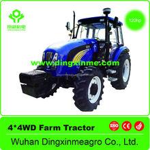 China más barata 2WD / 4WD Tractor de granja venta filipinas