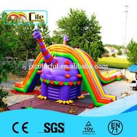 CILE Interesting Dinosaur Inflatable Slip and Slide