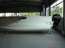 World championship Formula racing boat