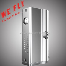 China manufacturer E cigarette box mod kanger kbox mod best sell vaporizer