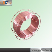 Free Sample!!Factory Direct Sale AWS A5.18 ER70S-6 MIG/Mag Co2 Gas-shieded metal spool packing co2 wire