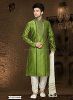 Cotton kurta neck design
