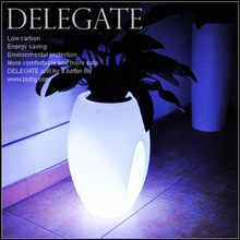 Special most popular led flower pot for home garden