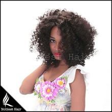 custom Virgin remy uprocessed Human hair full lace wigs,color 1#~color 613#,yaki,wavy,straight,curly full lace wig