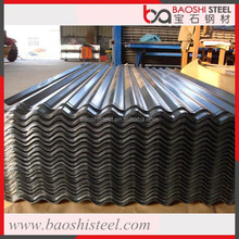 Building used Lightweight cost effective roofing materials for corrugated zinc sheet