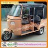 India Bajaj Style Motor Tricycle Taxi/Bajaj Three Wheeler Auto Rickshaw