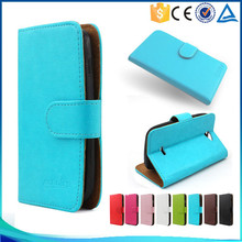 Wholesale Phone Case for general mobile 4g , Wallet Flip Leather Case for general mobile 4g