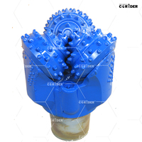 API standard new seal bearing carbide TCI tricone drill bits for water or oil drilling