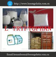 Best price Boom supply Organic food grade Tryptophan