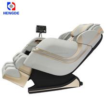 Best price! L shape 3D electric zero gravity vending massage chair