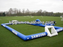 2013YH inflatable football field /football ground/human body foot soccer field HIGH QUALITY