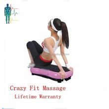 Vibration Exercise Machine,Slimming Vibrating Swing Plate
