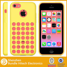 Cheap price goods buy from China mobile phone silicon case for iphone 5c, for iphone 5c case