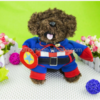 wholesale and winter style stock captain american transfiguration pet dress dog apparel