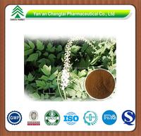 GMP factory supply Herb Black Cohosh root P.E.Triterpene