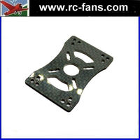 Carbon Motor Mounting Base for Multi-rotor Multicopter Aircraft (Mounting Space 19-25mm)
