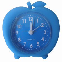Small gift apple shape alarm clock