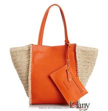 2015 new handbag online womn crochet bag, alibaba women branded handbag selling in China