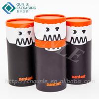 New style beautiful design paper box round paper box small paper tube box