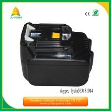 batería recargable de iones de litio de la batería 14.4v BL1430 makita