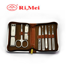 High top grade professional pedicure manicure sets wholesale
