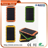 5W 5V Portable Solar Charger Solar Panel for Camping Hiking Climbing Fishing Compatible with phones