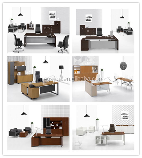 Most beautiful high end executive office furniture table for Most beautiful office design