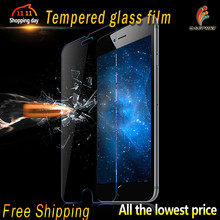 2.5D Premium 9H Premium Ultra Thin Clear Tempered Glass Screen Protector For Apple iPhone 6 Protective Film