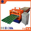 TOYA pvc plastic roof tile /tile forming machine