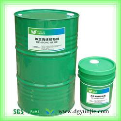 Easily operation plant raw polyurethane liquid adhesive