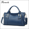 2015 fashion casual style factory ladies genuine leather designer bag handbag women