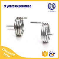 Customised fixed spring clip for ceiling lamp