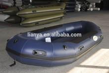 liya de gomainflable barco barco de rafting fila barco de suministros