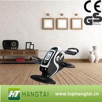 gym equipment hand pedal exerciser bike indoor stationary bike electric mini bike