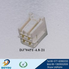 4p female plastic wiring connector