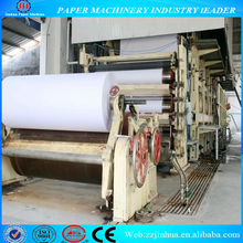 1575mm 15T/D Printing Paper Making Machine, Equipment for the Production of Paper a4