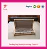 wood sweet gift packaging box for pen