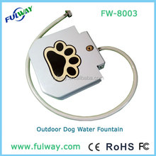 Wholesale automatic dog water fountain for animals