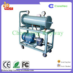 Factory Directly Supply Safe Oil Recondition Machine Transformer Oil Purification Plant/Dielectric Oil Filling System