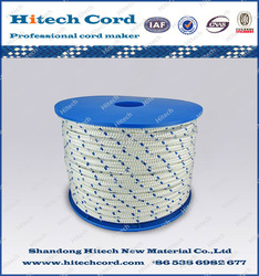 Reasonable price diamond braided pp / nylon / polyester rope