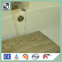Surface Pvc/Wpc waterproof vinyl plank flooring