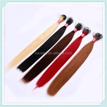 remy brazilian micro braid links hair extensions human hair for micro braids