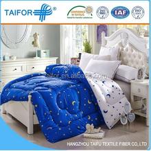 Top brand Special offer pvc zipper kantha silk quilt bag