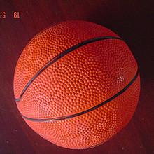 mini hot sell 2014 orange cheap rubber basketball