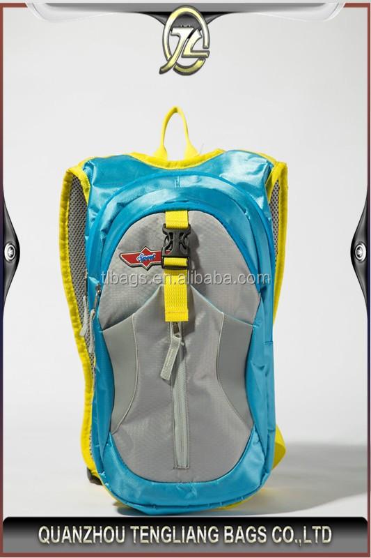 Vente chaude hydratation sac à dos, personnalisé vélo sac d'hydratation